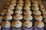 pumpkin pie cupcakes with cream cheese